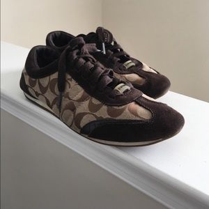Coach Sneakers - Basically New